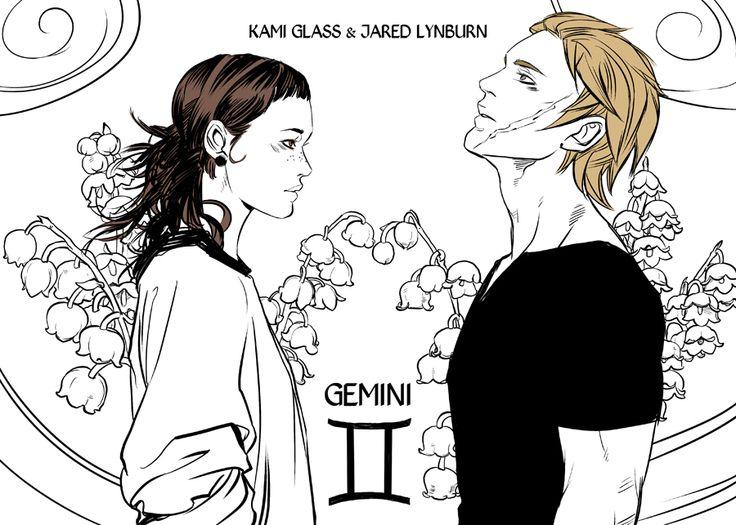 Gemini - Kami Glass and Jared Lynburn