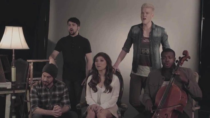 [Official Video] Say Something - Pentatonix (A Great Big World & Christina Aguilera Cover)