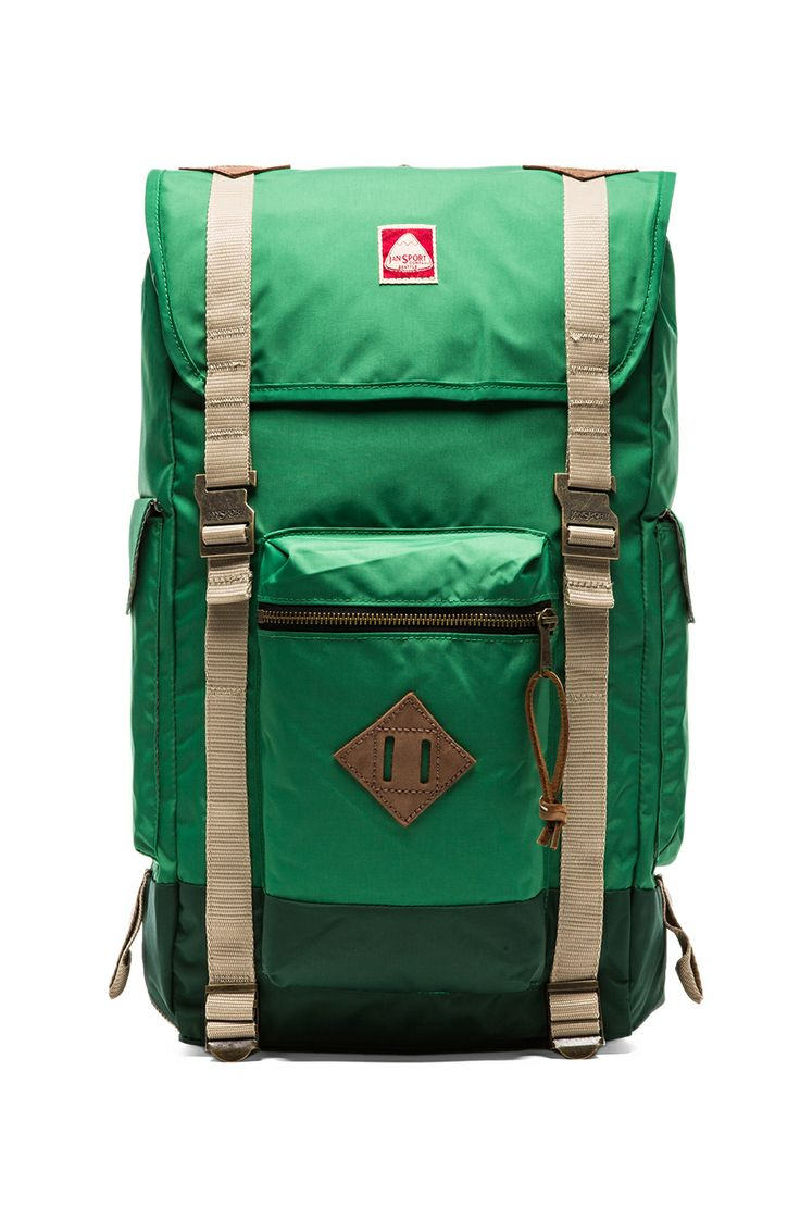Jansport Adobe in Mean Green