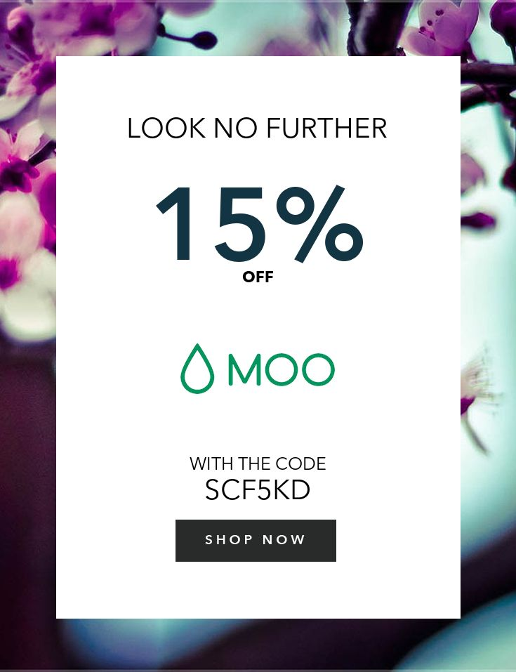 15% off Stickers at MOO.com