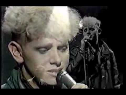 "Depeche Mode - 1984 performance by Martin L. Gore of ""Somebody"" - Sweet, slow song....."