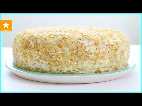 ★ ИДЕАЛЬНЫЙ МЕДОВИК от Мармеладной Лисицы ★ Медовый торт без яиц - YouTube