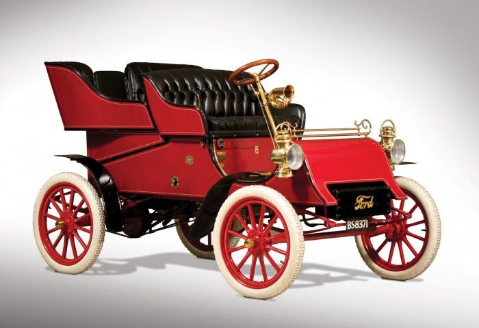 One of three built in Ford Motor Company's first production batch in July 1903, this Model A – chassis #30