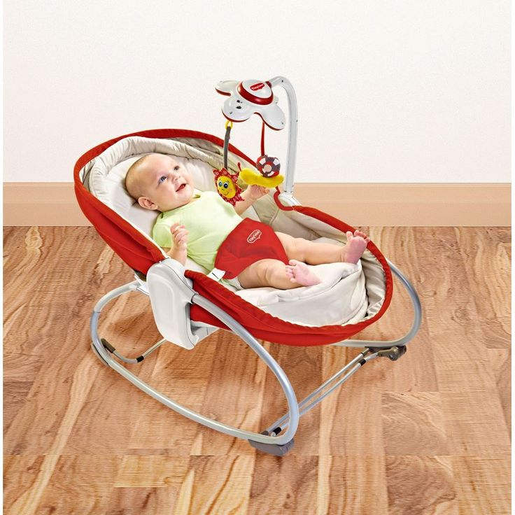Tiny Love 3-in-1 Rocker Napper A great baby rocker for babies with reflux.