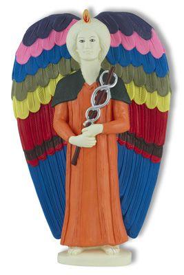 Archangel Raphael Healer statue Billie John-Sacred Source