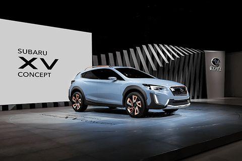 スバル、「XV CONCEPT」の日本初公開など東京モーターフェス2016出展概要 - Car Watch