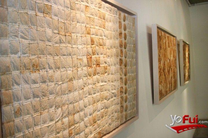 YoFui.com: 364 aguitas y 24 café en Exposición de Denise Blanchard, Galería de Arte Isabel Aninat, Santiago (Chile)