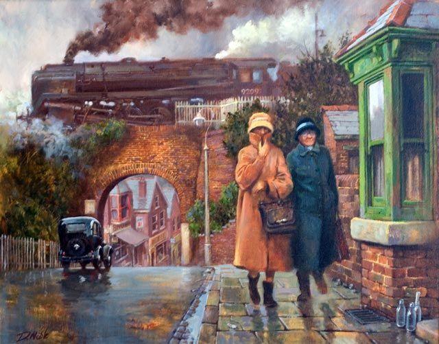Railway Artist: David Noble