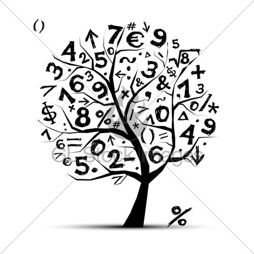 """""""Numereira, a árvore dos números"""""""