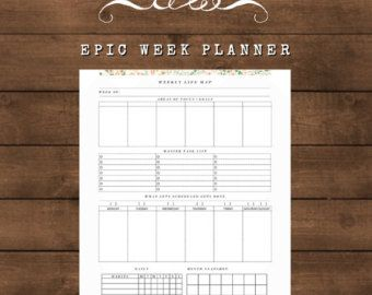 Ultimate Life Binder Planner Budget Blog by SecretOwlSociety                                                                                                                                                                                 More