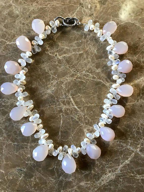 31++ Moonstone and rose quartz jewelry info