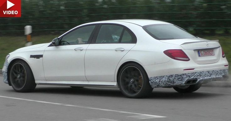Cool Mercedes: All-New 2018 Mercedes-AMG E63 Testers Show More Skin #Mercedes #Mercedes_E_Class...  Carscoops Check more at http://24car.top/2017/2017/08/02/mercedes-all-new-2018-mercedes-amg-e63-testers-show-more-skin-mercedes-mercedes_e_class-carscoops/