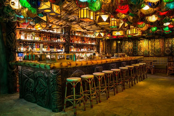 Say Aloha to Your False Idol, San Diego's New Tiki Bar - Eater San Diegoclockmenumore-arrow : Stop inside the Polynesian-inspired paradise