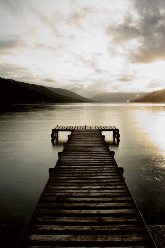 Loch Earn, St Fillans, Scotland