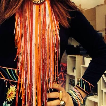 Fb Fringe Necklace 2014