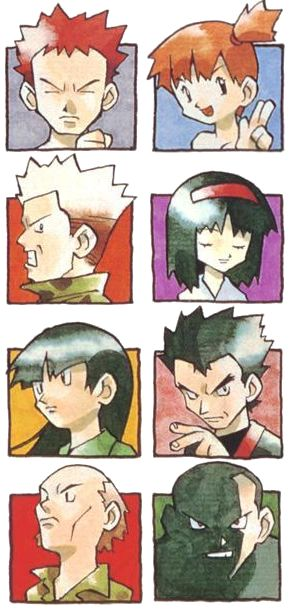 Pokemon Red Green Blue Concept art Artwork Daily Nintendo 21