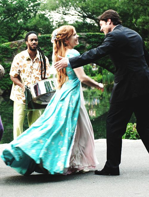 Enchanted.  I LOVE this movie!