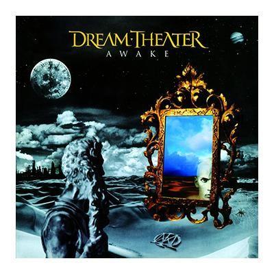 """L'album dei #DreamTheater intitolato """"Awake"""" su vinile."""