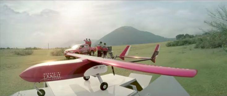 Pesawat drone yang digunakan Telkomsel dalam program Ekspedisi Langit Nusantara (Elang Nusa) ternyata buatan manufaktur lokal. Berikut spesifikasi dan kemampuannya.