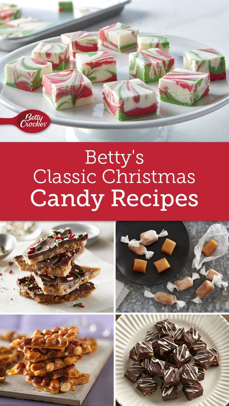 Timeless Christmas Candies You Can Make At Home Betty Crocker