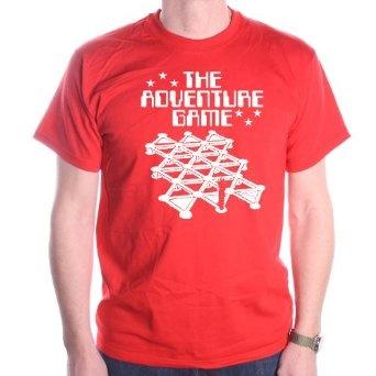 The Adventure Game Vortex T-Shirt