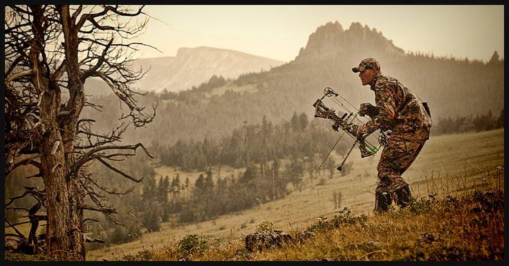 levi morgan stalks mountain montana mathews bow