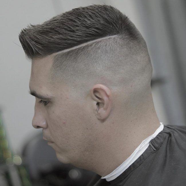 Haarschnitt Armee Schnitt Haarschnitt Frisuren Herrenfrisuren