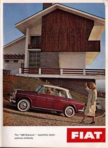 Fiat 1200 Gran Luce