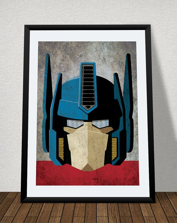 Hey, I found this really awesome Etsy listing at https://www.etsy.com/listing/228314474/optimus-prime-transformers-poster-print