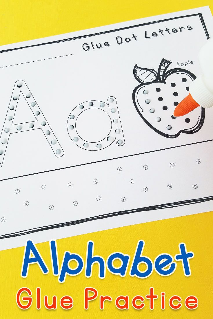 Glue Practice Activity That S Also An Abc Activity These Alphabet Worksheets Are Fun With Glitter Glue T Alphabet Activities Abc Activities Alphabet Preschool [ 1102 x 735 Pixel ]