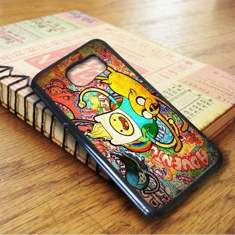 Adventure Time Art Samsung Galaxy S6 Case
