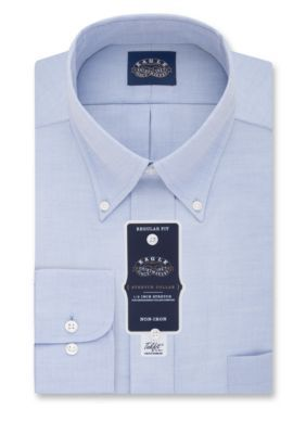 Eagle Blue Mist Big  Tall Non Iron Dress Shirt