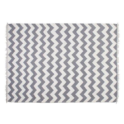 O5 Vloerkleed zigzag 170 x 230 | LOODS 5