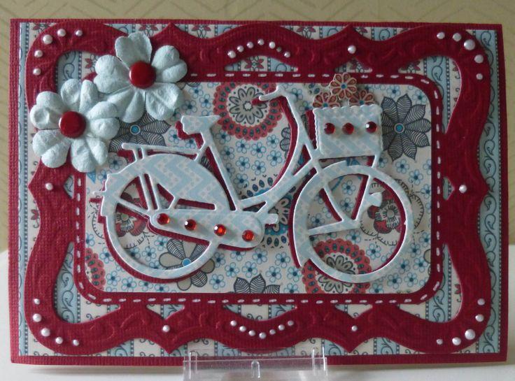 gemaakt door Marleen Broeders. Mallen Marianne Design LR0111 en LR0233