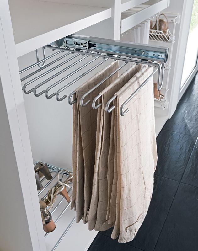 Wardrobe Accessories | Interior Solutions | FOX Sliding Wardrobes