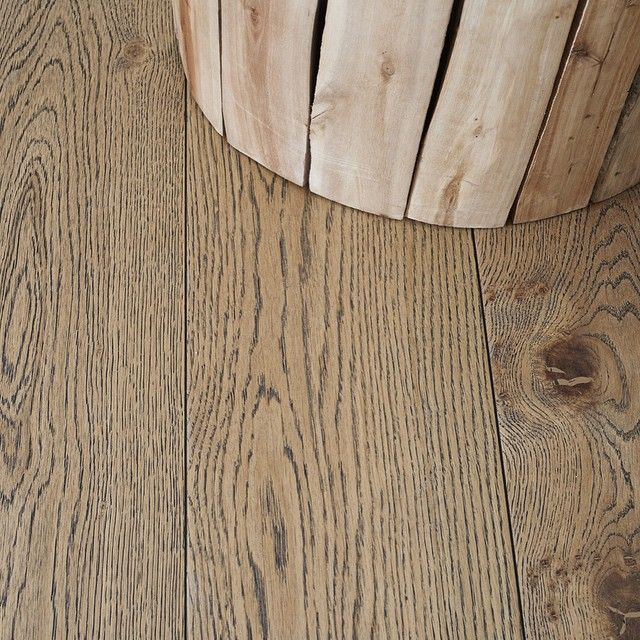 Kustom Timber Smoked & Black || French Oak Flooring ||