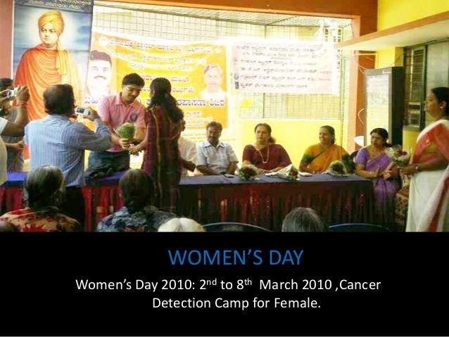 Cancer Awareness Activity   Global Vision NGO by Global Vision via slideshare