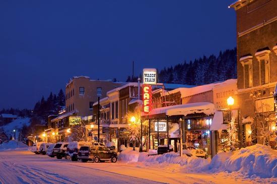Truckee, CA near Lake Tahoe. photo: Bill Stevenson on SkiMag.com