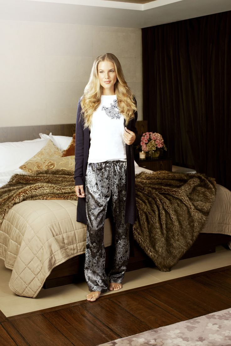 KERRY set by Gingerlilly Sleepwear AW14