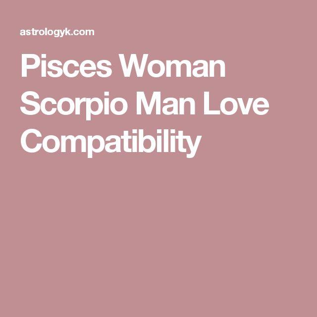 Scorpio female dating pisces male