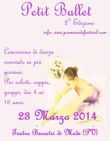 Petit Ballet « weekendinpalcoscenico la danza palco e web | IL PORTALE DELLA DANZA ITALIANA | weekendinpalcoscenico.it