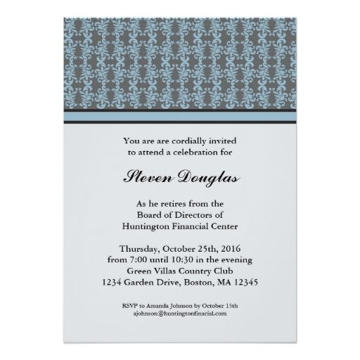 815 best Corporate Event Invitations images on Pinterest Black - corporate invitation text