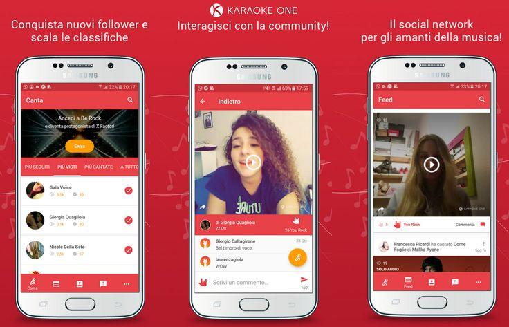 #KaraokeOne, il #socialnetwork per gli appassionati della musica - #startup