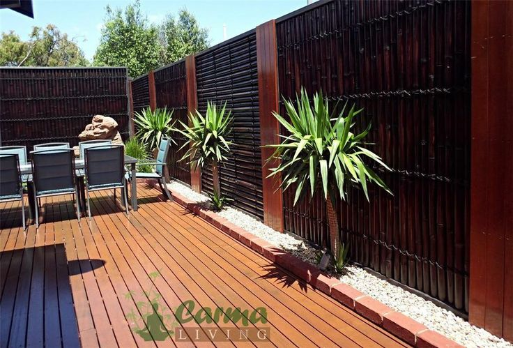 BAMBOO FENCE, FENCING, BAMBOO SCREEN - 2M x 1M DOUBLE LACQUER & HEAVY DUTY ROPE
