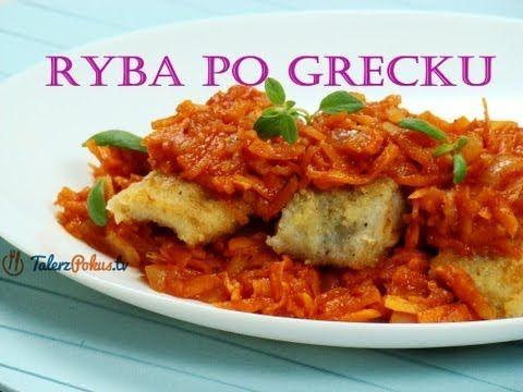 Ryba po grecku