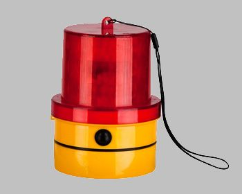 Rotating Flashing Light For Top Of Car Battery Powered
