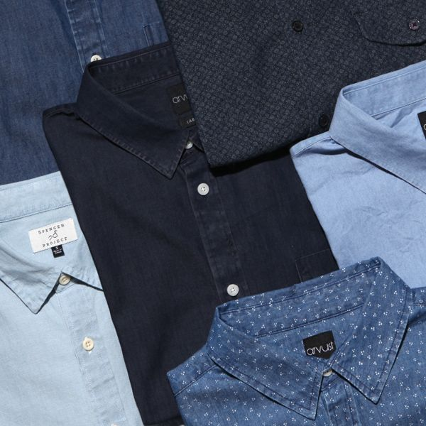 #Indigo #trend #generalpants #shirts #SpencerProject #Arvust #exclusive