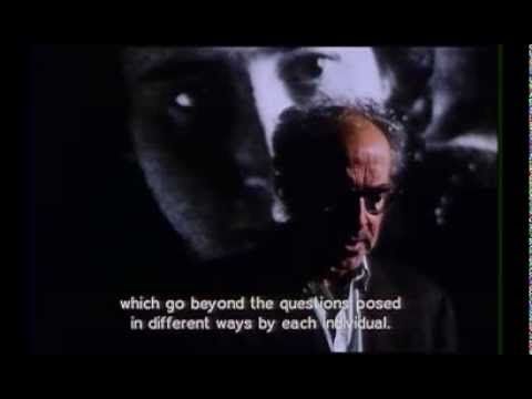 "▶ Jean-Luc Godard delivers a monologue from Hannah Arendt's ""The Nature of Totalitarianism."" - YouTube"
