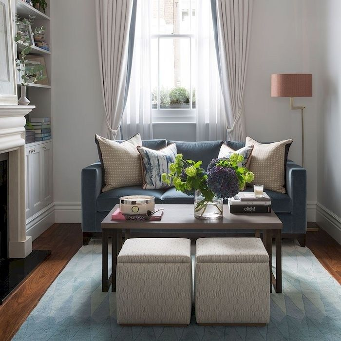 Best 35 Amazing Small Living Room Decor Idea For Your First 400 x 300