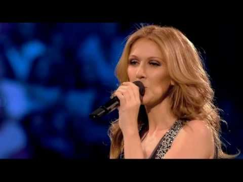 Celine Dion - Pour Que Tu M'aimes Encore  Taking Chances World Tour.....one of my fave french songs.